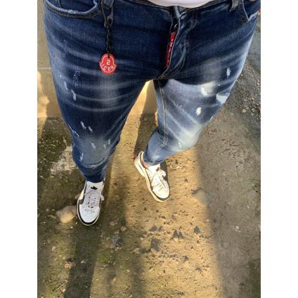 Jeans ICON D bleu