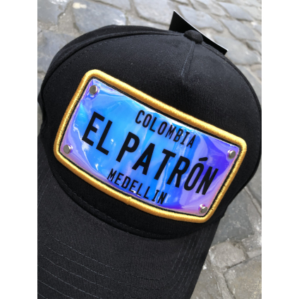 Casquette EL PATRON CAMÉLÉON