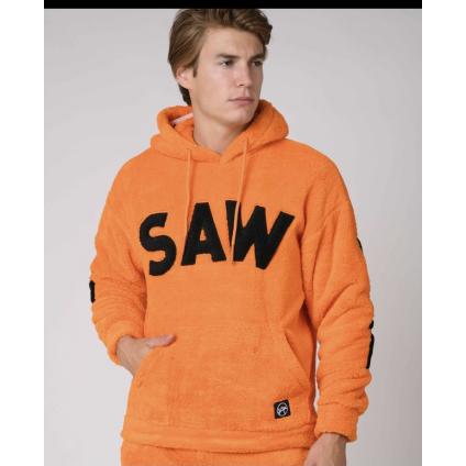 Pull saw orange