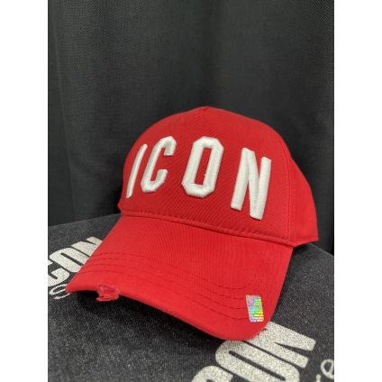 Casquette Icon rouge