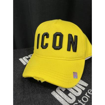 Casquette Icon jaune
