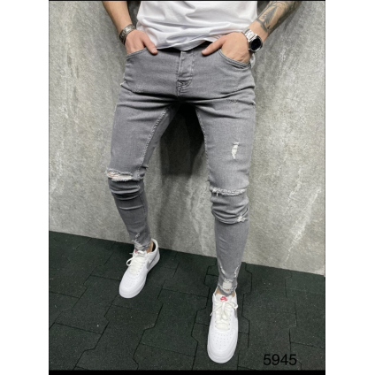 Jeans 2 y PREMIUM gris