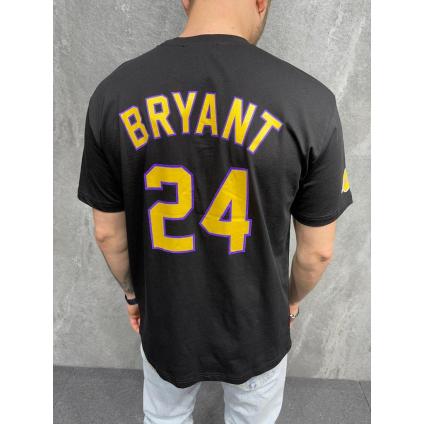 T shirt BRYANT noir